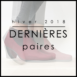 Chaussures arche collection hiver 2018