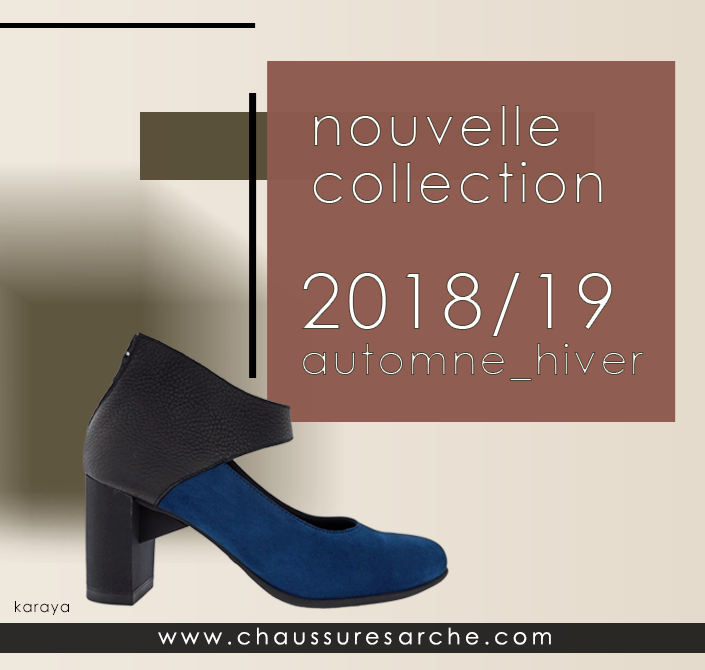 Nouvelle Collection Arche Hiver 2018