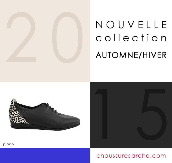 Nouvelle collection Arche Automne / Hiver 2015