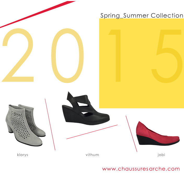 Arche 2015 Collection Spring Summer